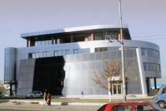 SILVER-CENTER SOFIA, ТЪРГОВСКО-АДМИНИСТРАТИВНА СГРАДА, гр. СОФИЯ, кв. ЛЮЛИН, реализация - 2001